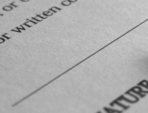 Should I formally document my arrangements with suppliers? The (not so) obvious commercial advantages of Supply Agreements
